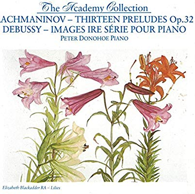 Rachmaninov / Debussy - Peter Donohoe The Academy Collection CD
