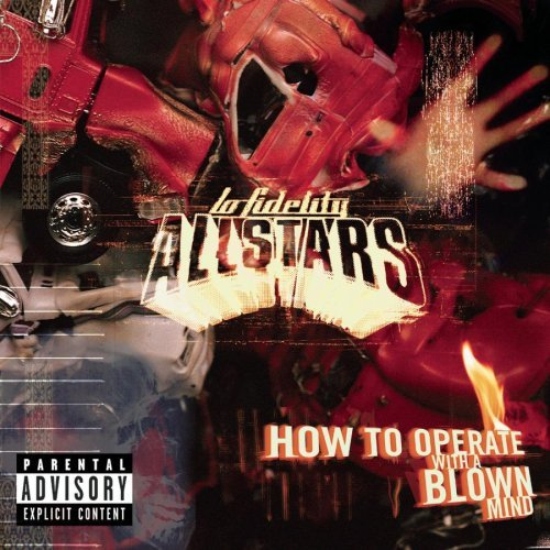 Lo-Fidelity Allstars How To Operate With A Blown Mind CD