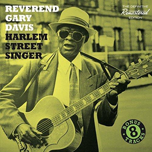 Davis, Reverend Gary Harlem Street Singer
