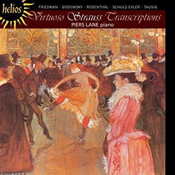 Strauss, Piers Lane Virtuoso Strauss Transcriptions