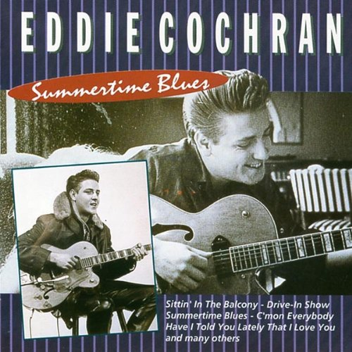 Cochran, Eddie Summertime Blues CD