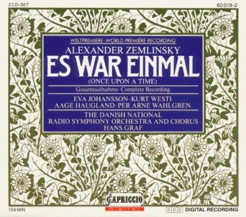 Zemlinsky - Johansson, Westi, Haugland, Wahlgren, Hans Graf Es War Einmal