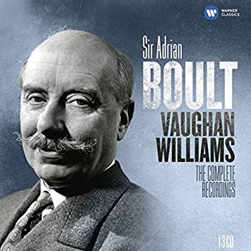 Vaughan Williams - Adrian Boult The Complete Recordings
