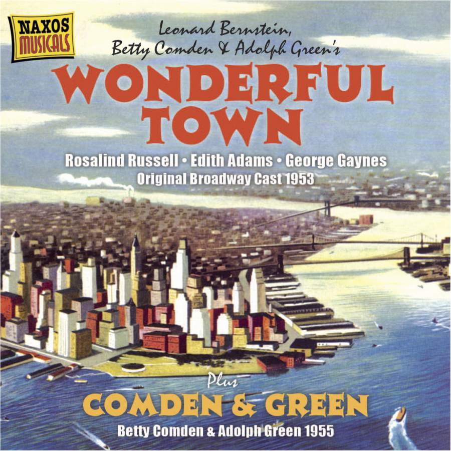 Leonard Bernstein Wonderful Town