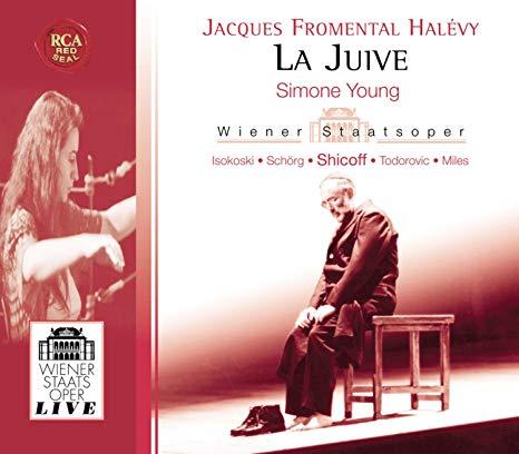 Halevy - Simone Young, Isokoski, SChorg, Schicoff, Todorovic, Miles La Juive Vinyl