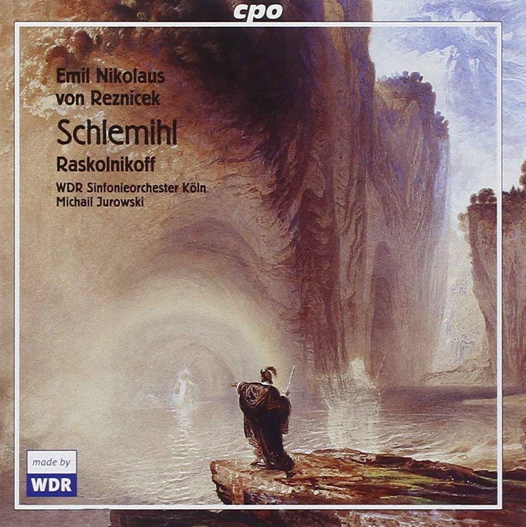 Reznicek - Nobuaki Yamamasu, Michail Jurowski Schlemihl / Raskolnikoff Vinyl