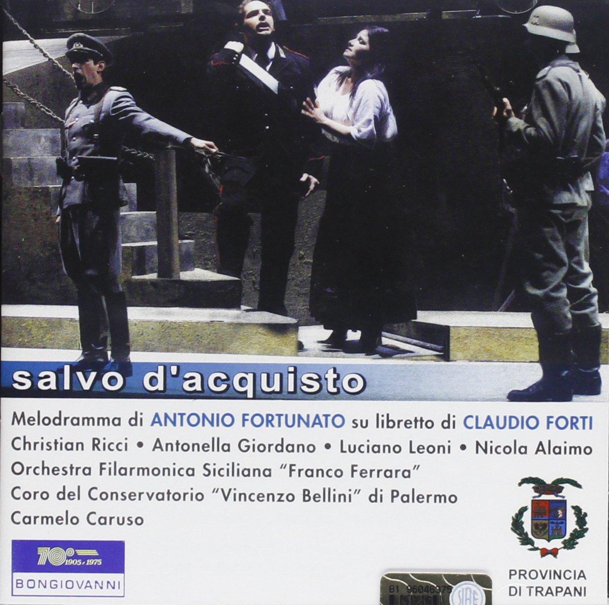 Fortunato - Ricci, Giordano, Leoni, Alaimo, Carmelo Caruso Salvo D'Acquisto Vinyl
