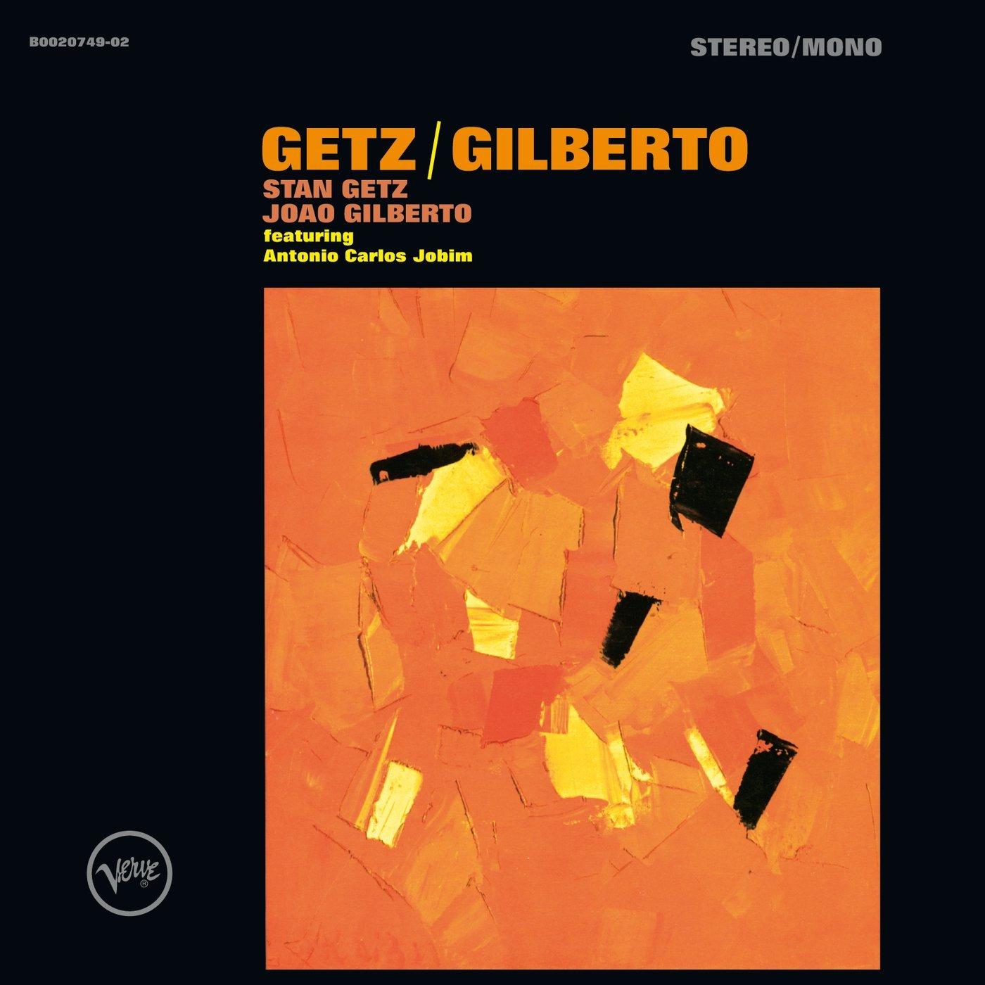 Getz, Stan & Joao Gilberto Getz/Gilberto