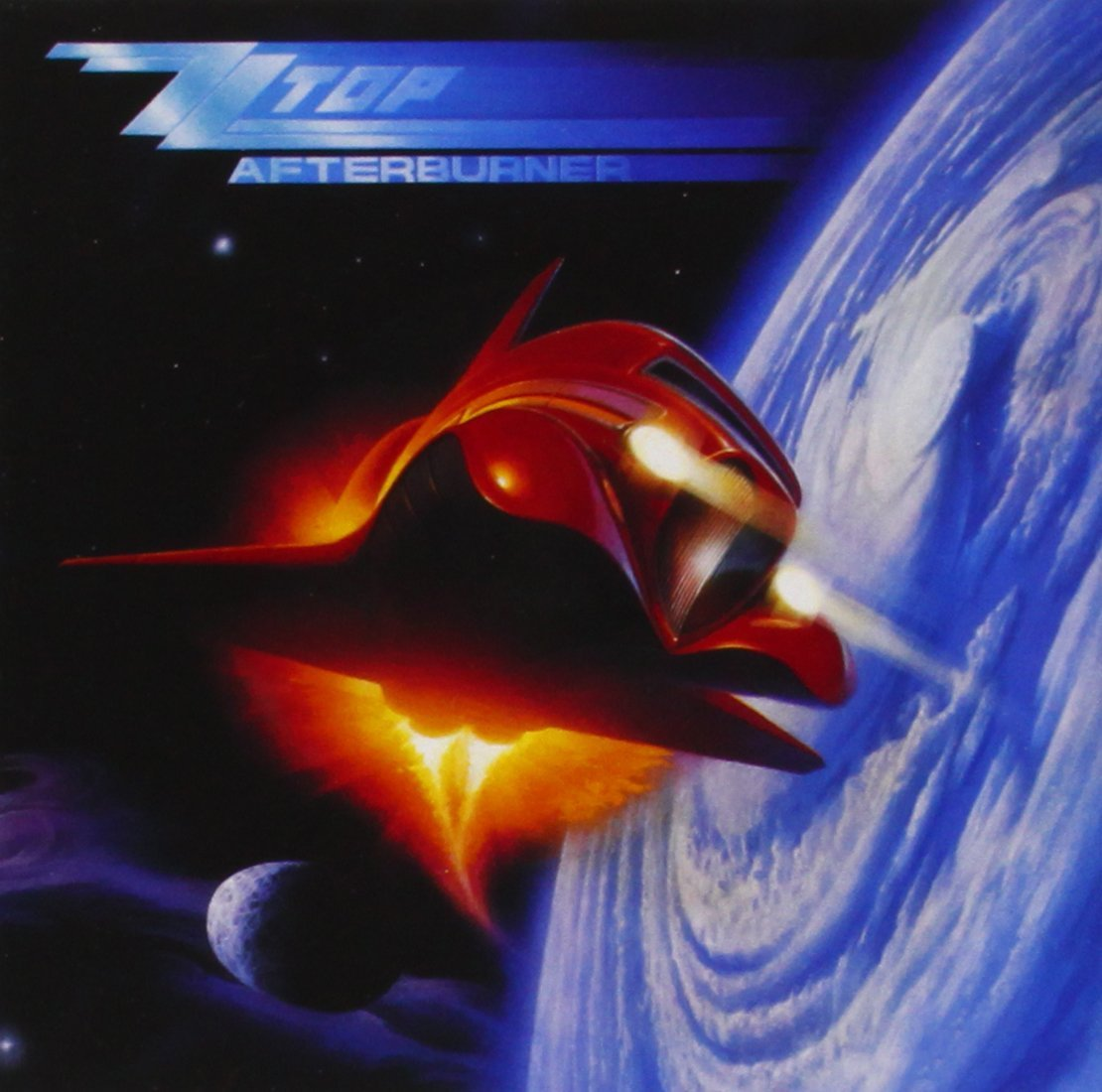 ZZ Top Afterburner Vinyl