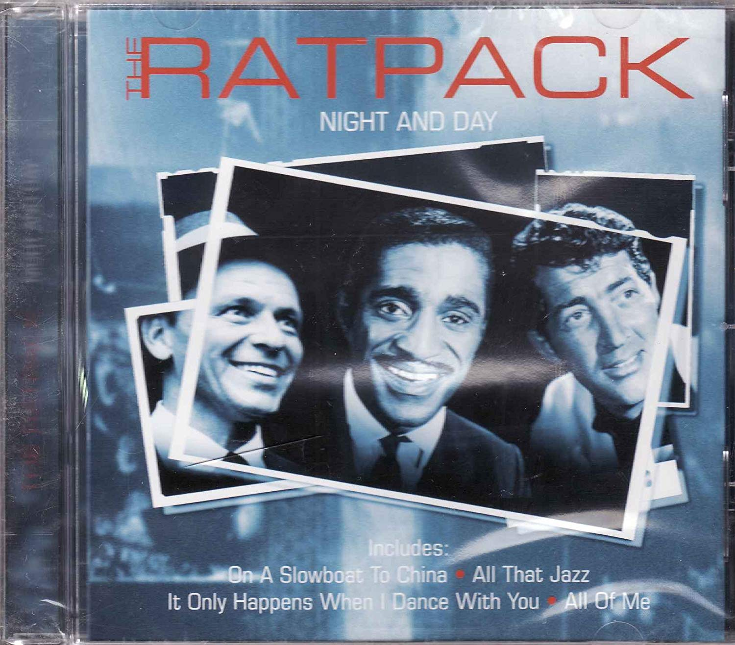 The Ratpack Night And Day Vinyl