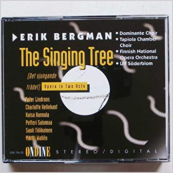 Bergman - Ulf Soderblom, Lindroos, Hellekant, Hannula, Salomaa, Tiilikainen, Wallen The Singing Tree CD
