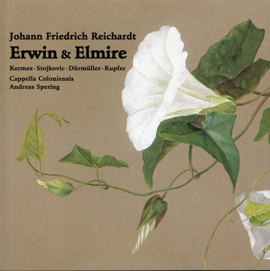 Reichardt - Kermes, Stojkovic, Durmuller, Kupfer, Andreas Spering Erwin & Elmire Vinyl
