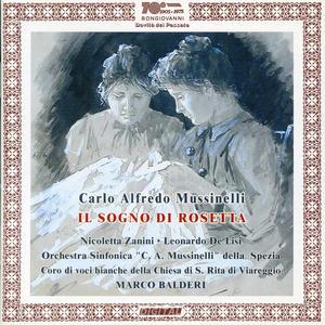 Mussinelli - Nicoletta Zanini, Leonardo De Lisi, Marco Balderi Il Sogno Di Rosetta Vinyl