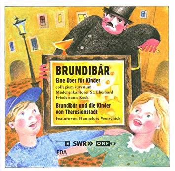 Krasa - Hannelore Wonschick, Friedemann Keck Brundibar - Eine Oper fur Kinder