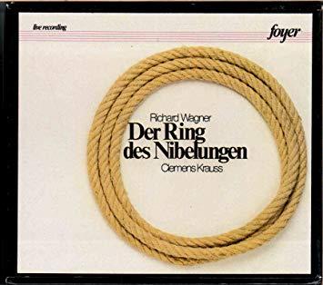Wagner - Clemens Krauss Der Ring des Nibelungen