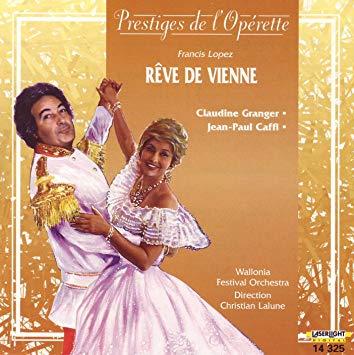 Lopez - Claudine Granger, Jean-Paul Caffi, Christian Lalune Reve De Vienne Vinyl