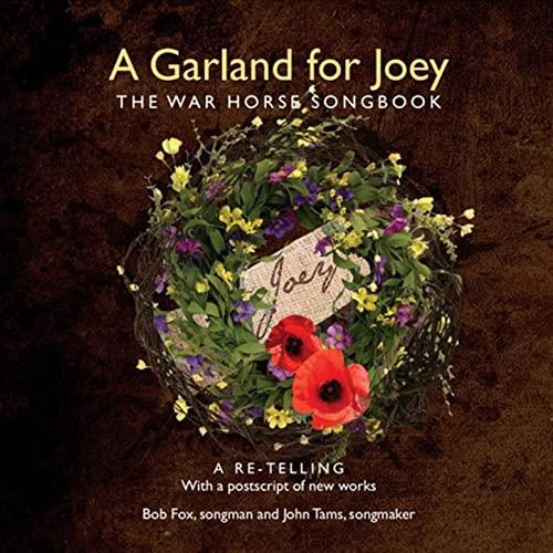 Bob Fox A Garland For Joey: The War Horse Songbook  CD