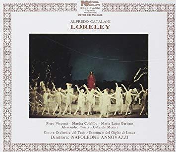 Catalani - Visconti, Colalillo, Garbato, Cassis, Monici, Napoleone Annovazzi Loreley Vinyl