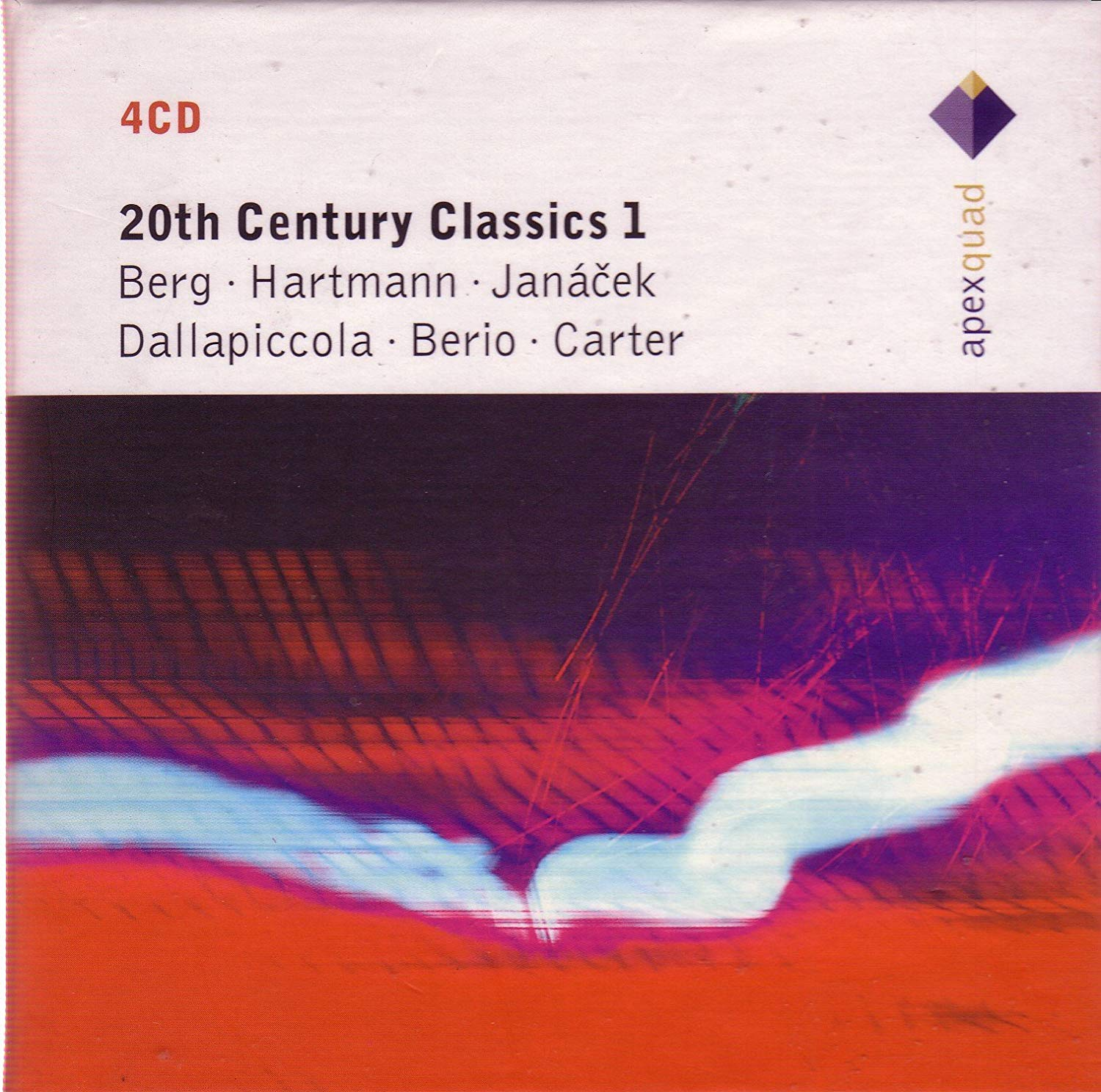 Various 20th Century Classics 1 CD