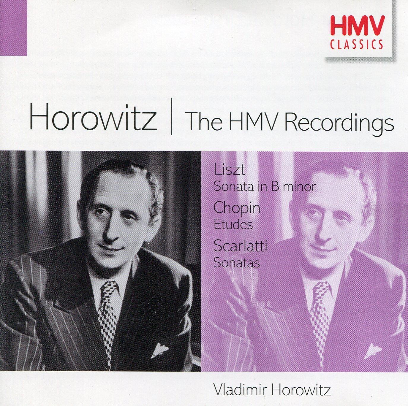 Liszt, Chopin, Scarlatti, Schumann, Debussy, Poulenc, Stravinsky, Rimsky-Korsakov, Vladimir Horowitz Horowitz - The HMV Recordings