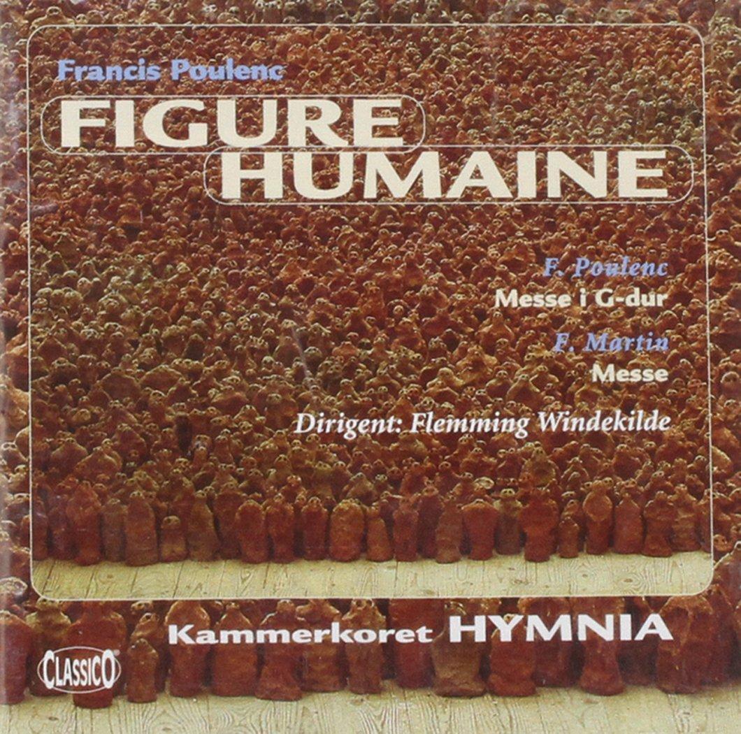 Poulenc, Francis Figure Humaine Vinyl