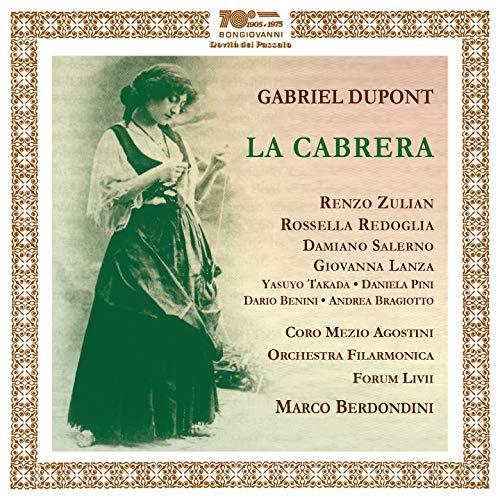 Dupont - Zulian, Redoglia, Salerno, Lanza, Marco Berdondini La Cabrera Vinyl