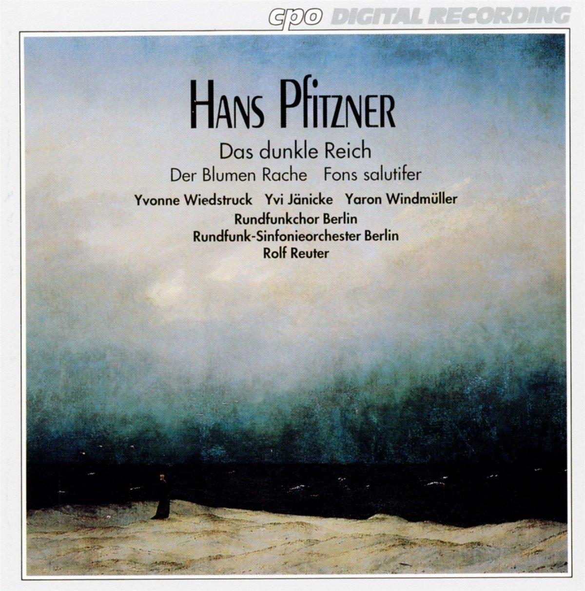 Pfitzner - Wiedstruck, Janicke, Windmuller, Rold Reuter Das dunkle Reich Vinyl