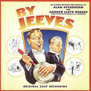 Andrew Lloyd Webber & Alan Ayckbourn By Jeeves - Original Cast Recording Vinyl