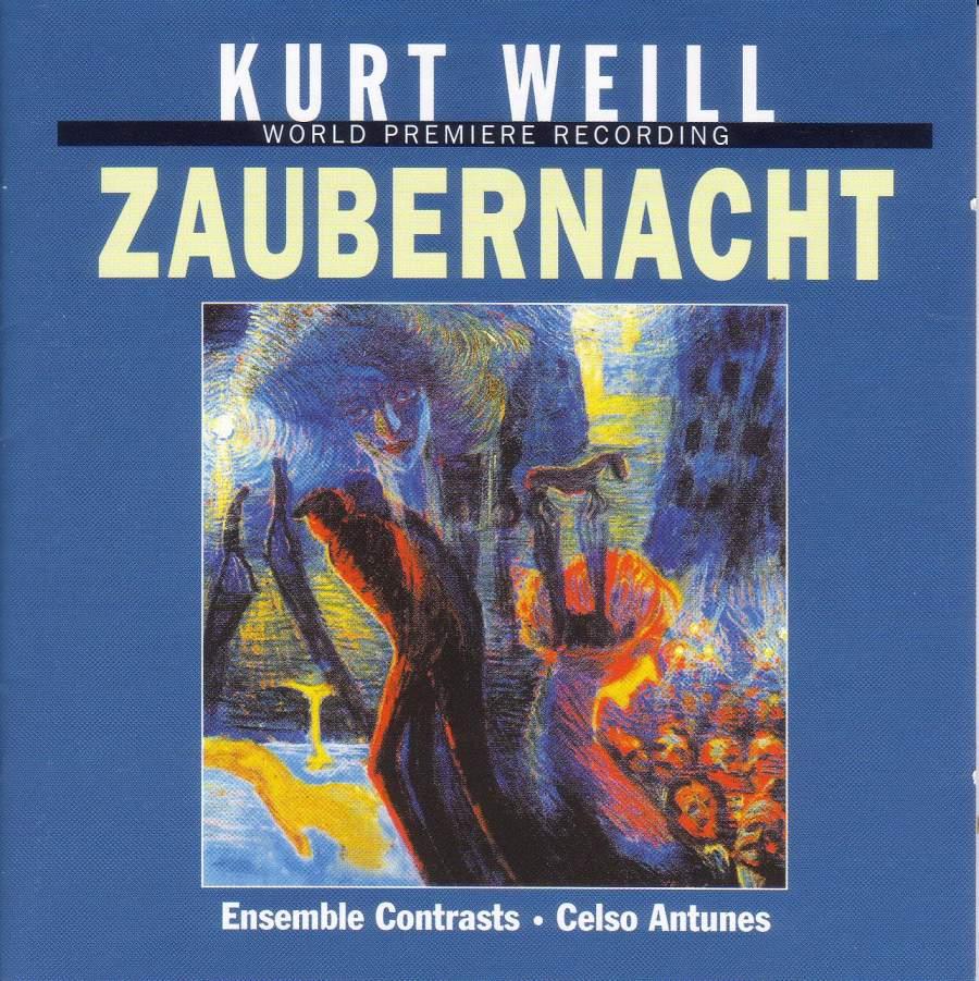 Weill, Kurt Zaubernacht CD
