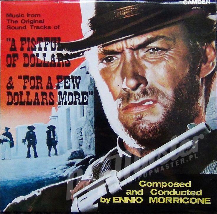 Morricone, Ennio Fist Full Of Dollars & For A Few Dollars More