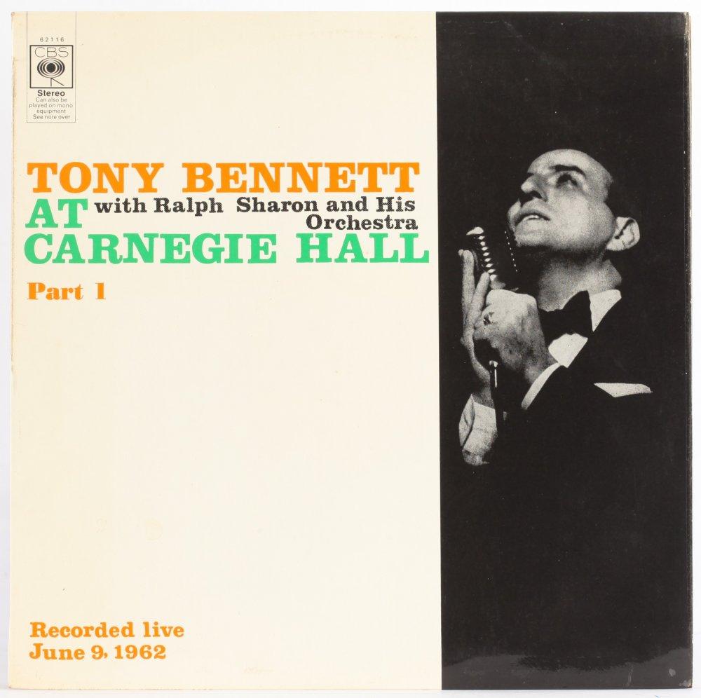 Bennett, Tony Tony Bennett At Carnegie Hall Part 1