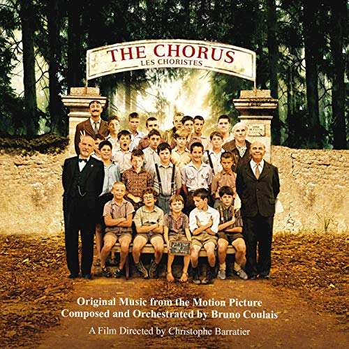 Bruno Coulais The Chorus (Original Motion Picture Soundtrack) CD