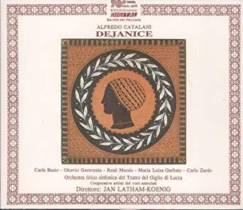 Catalani - Basto, Garaventa, Massis, Garbato, Zardo, Jan Latham-Koenig Dejanice Vinyl
