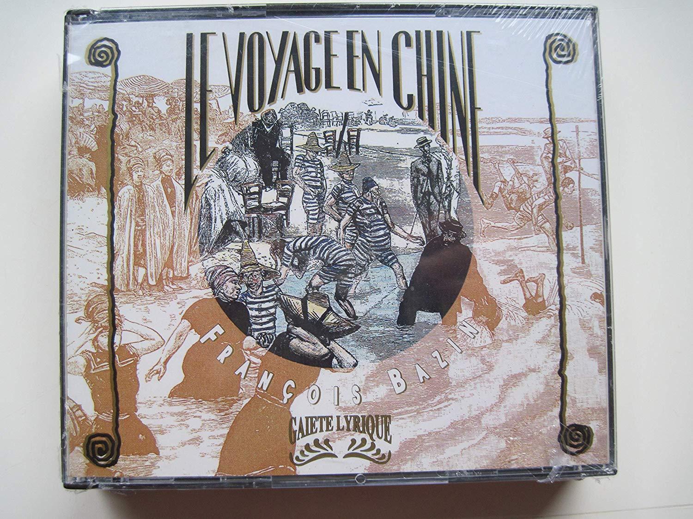 Bazin, Francois Le Voyage En Chine CD