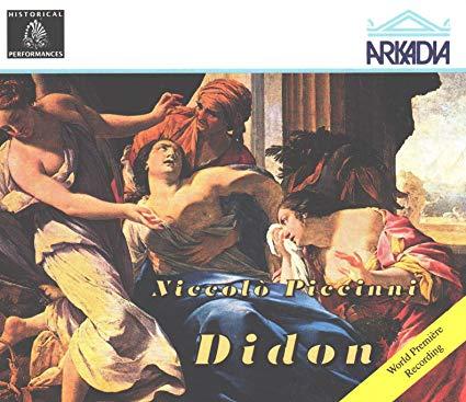 Piccinni, Niccolo Didon Vinyl