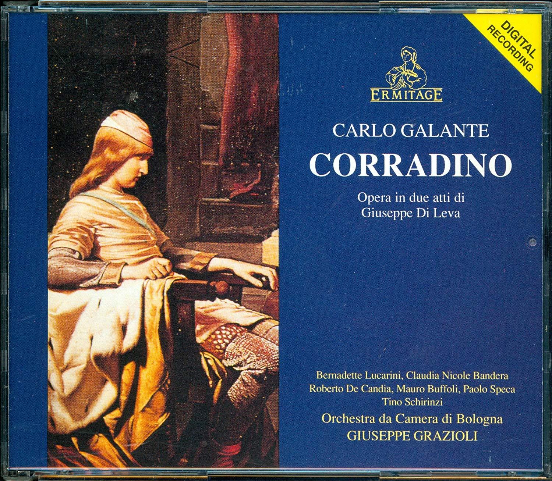 Galante - Giuseppe Di Leva, Lucarini, Bandera, Candia, Buffoli, Speca, Schirinzi, Giuseppe Grazioli Corradino CD
