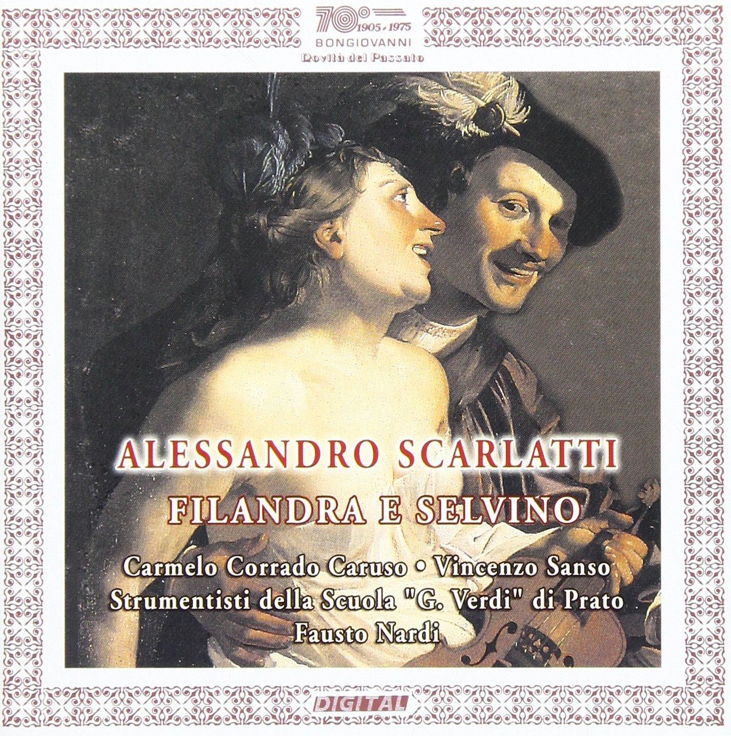 Scarlatti - Caruso, Sanso, Scuola, Nardi Filandra E Selvino
