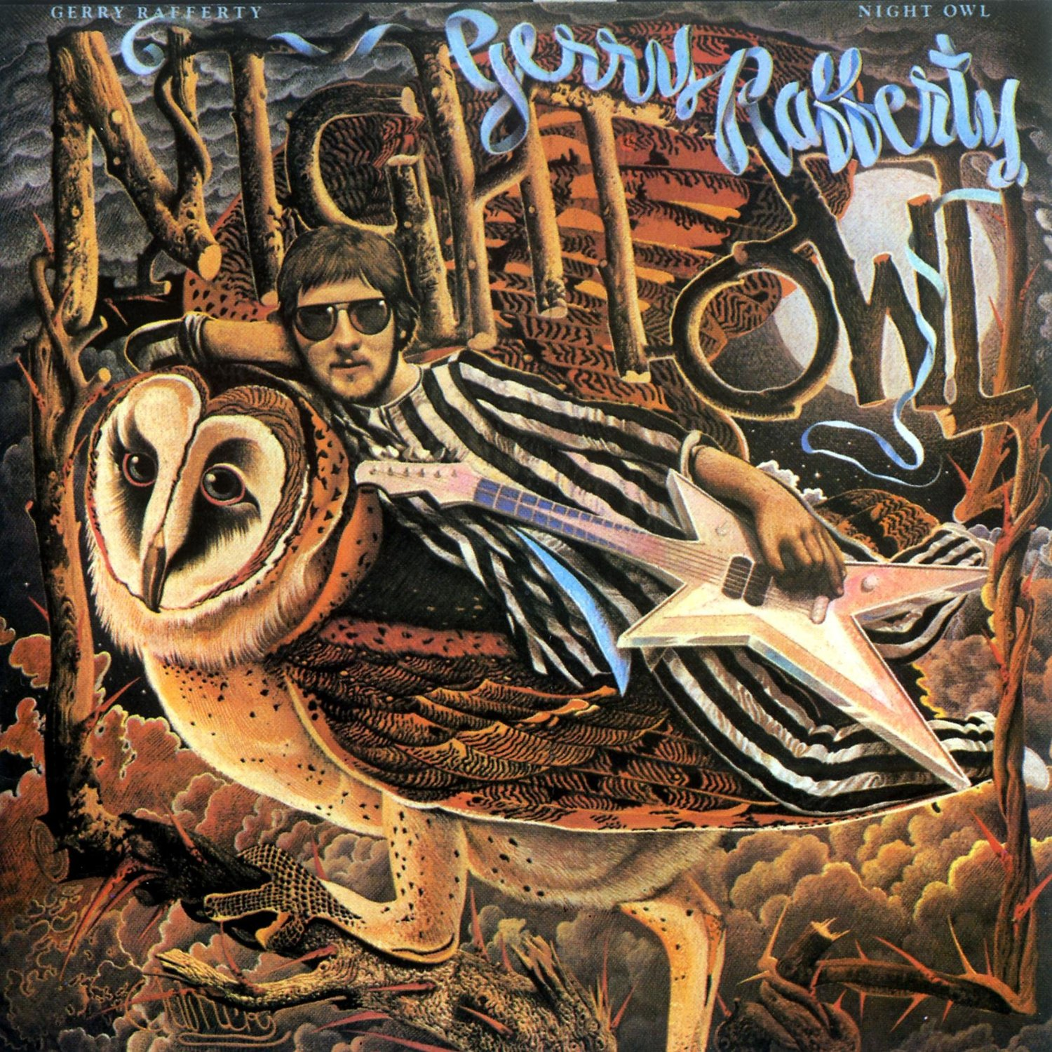 Rafferty, Gerry Night Owl