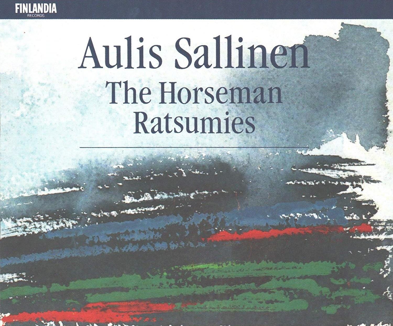 Sallinen, Aulis The Horseman Ratsumies CD