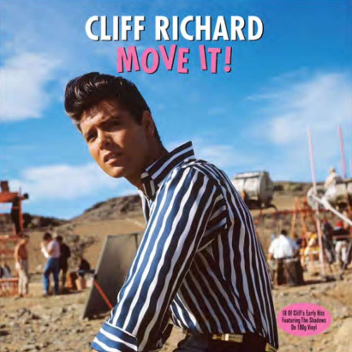 Richard, Cliff Move It!