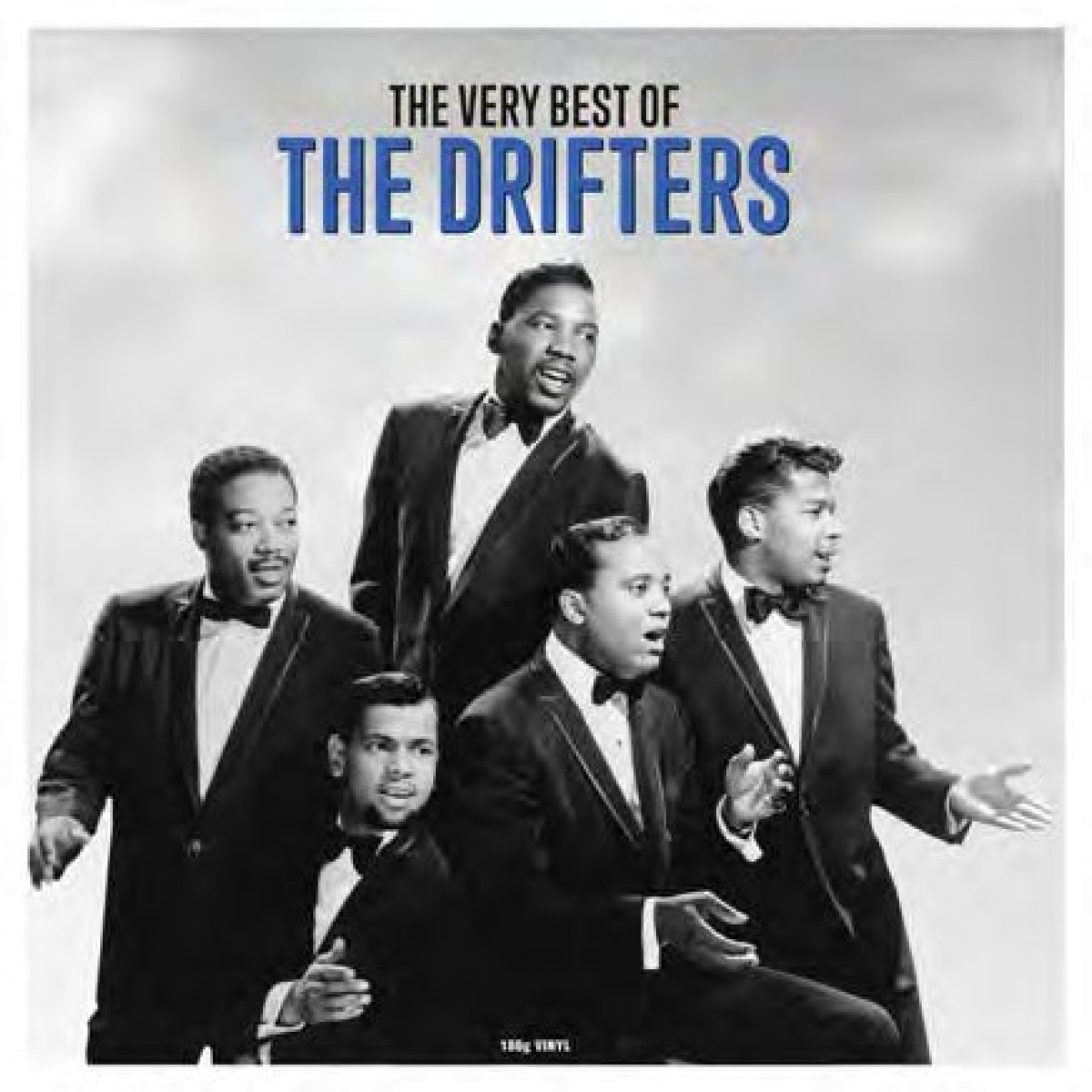 The Drifters The Very Best Of The Drifters Vinyl