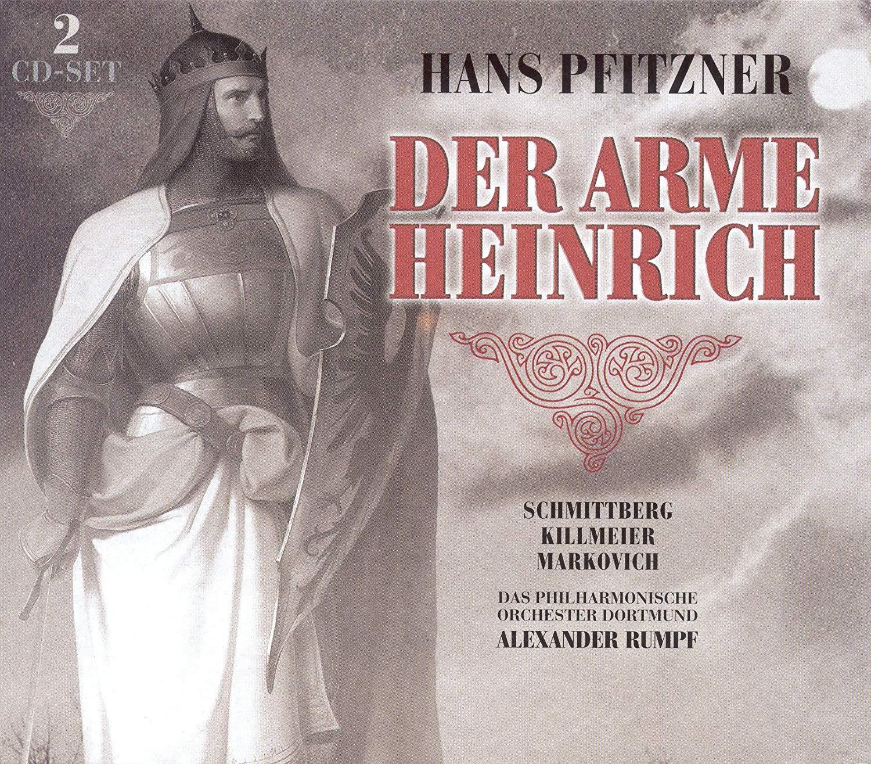 Pfitzner - Schmittberg, Killmeier, Markovich, Alexander Rumpf Der Arme Heinrich Vinyl