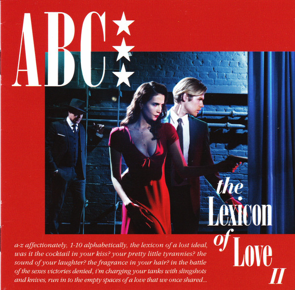 ABC  The Lexicon Of Love II Vinyl