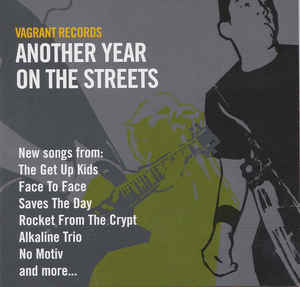 Vagrant Records Sampler Another Year On The Streets