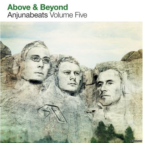 Above & Beyond Anjunabeats Volume 5