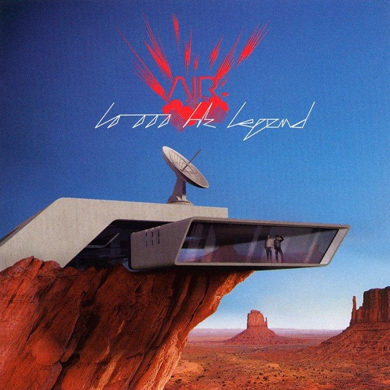 Air 10 000 Hz Legend Vinyl