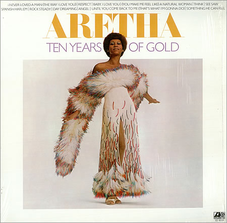 Franklin, Aretha Ten Years Of Gold