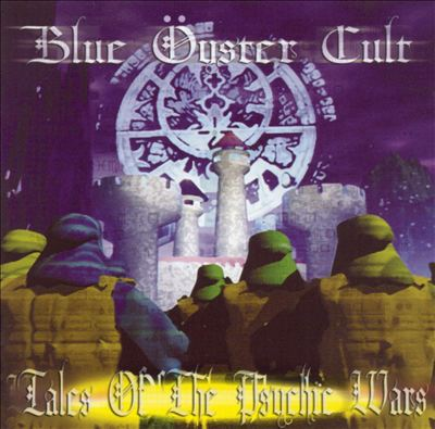 Blue Oyster Clut Tales Of The Psychic War - Fist Part