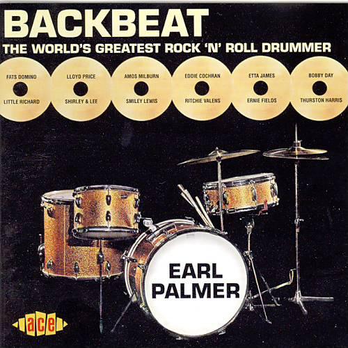 Earl Palmer Backbeat The World's Greatest Rock 'N' Roll Drummer CD