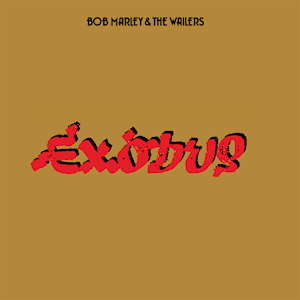 Bob Marley & The Wailers Exodus Vinyl